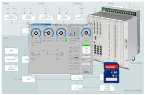 Training Generator Governor Control System 2