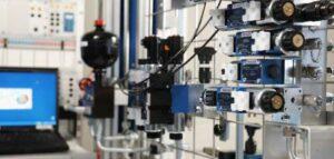 Training Proportional Hydraulics