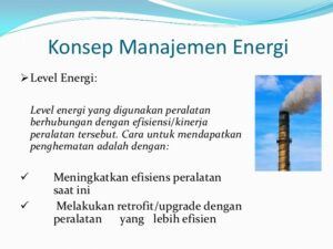 Management Dan Audit Efisiensi Energi Listrik